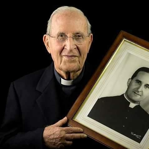 Mons. Antonio Rizzello è tornato alla Casa del Padre