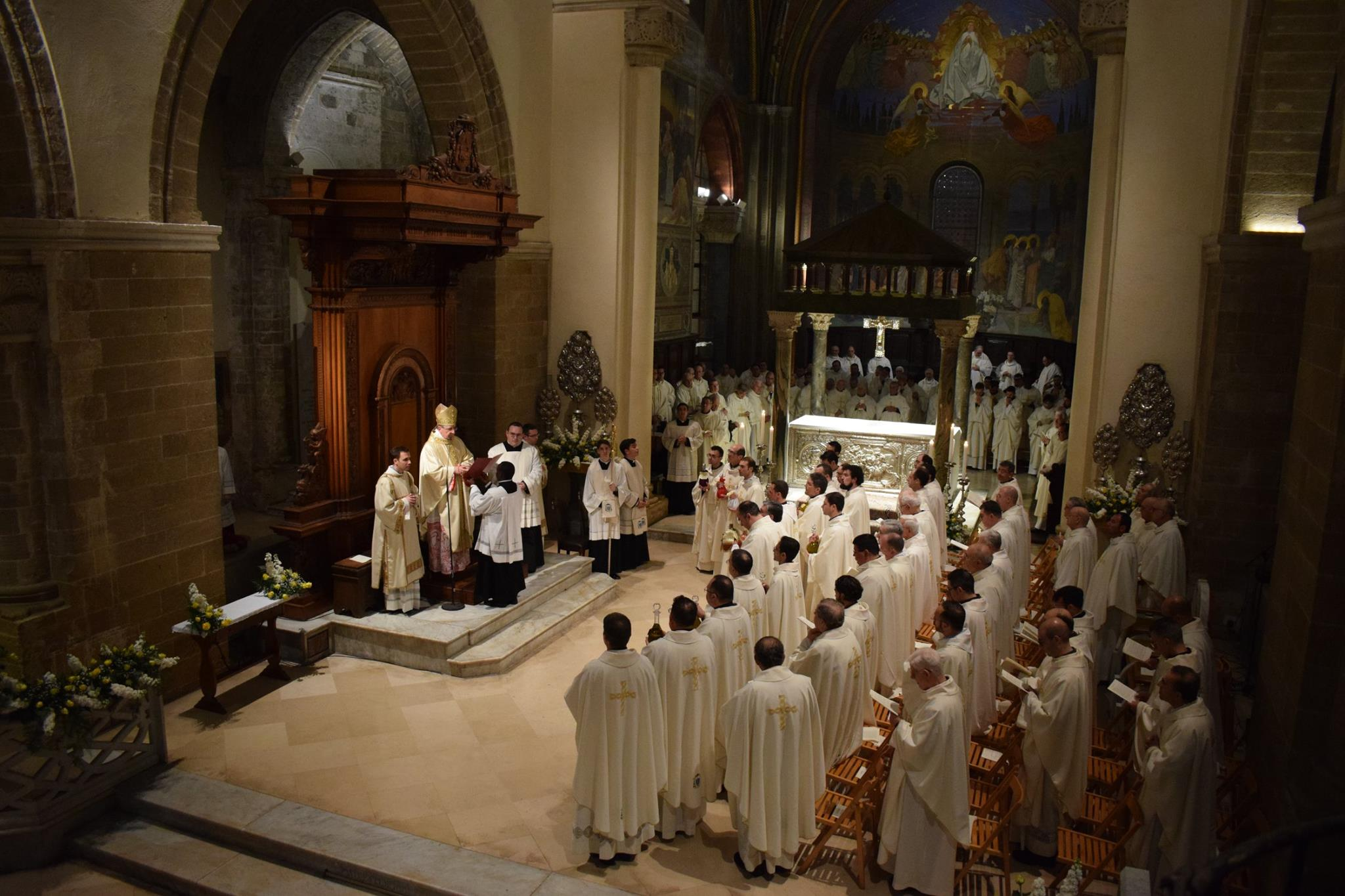 Nomina dei Vicari foranei