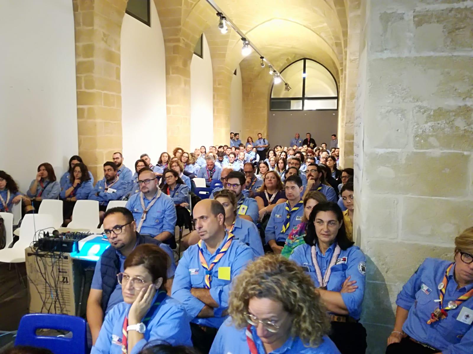 Assemblea autunnale dell'AGESCI Lecce Ionica