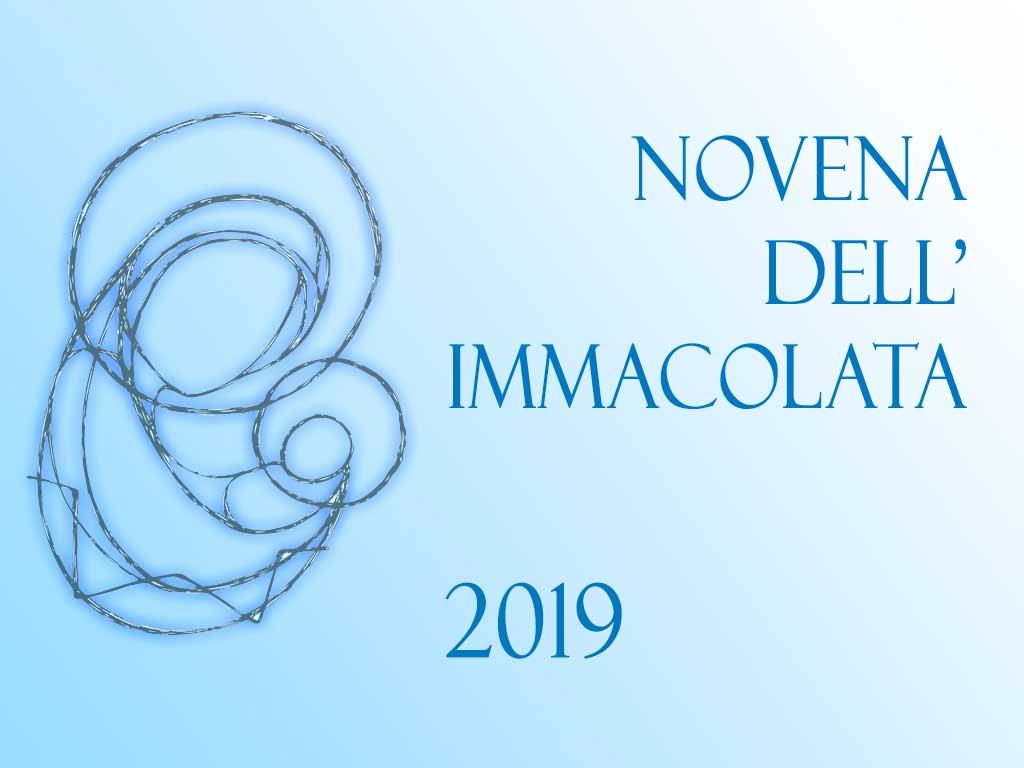Novena dell'Immacolata 2019