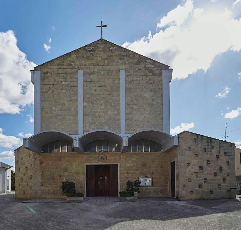 Visita Pastorale nella Parr. Sacro Cuore di Gesù in Galatone