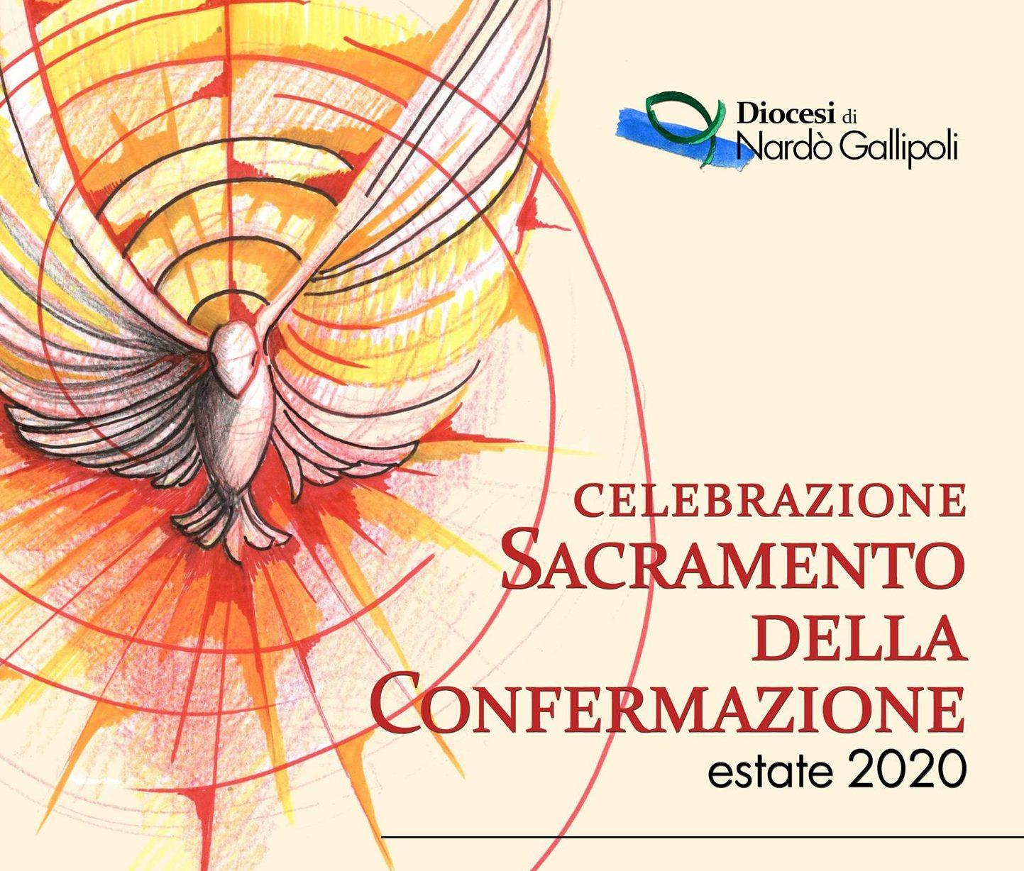 Celebrazione Sacramento della Confermazione – estate 2020