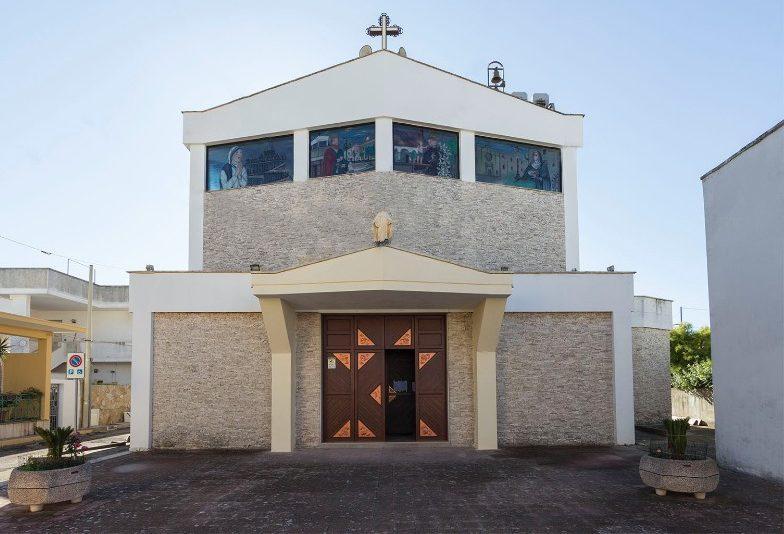 Visita Pastorale nella Parr. B.V.M. delle Grazie in Seclì