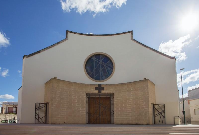 Visita Pastorale nella Parr. SS. Cosma e Damiano in Galatone