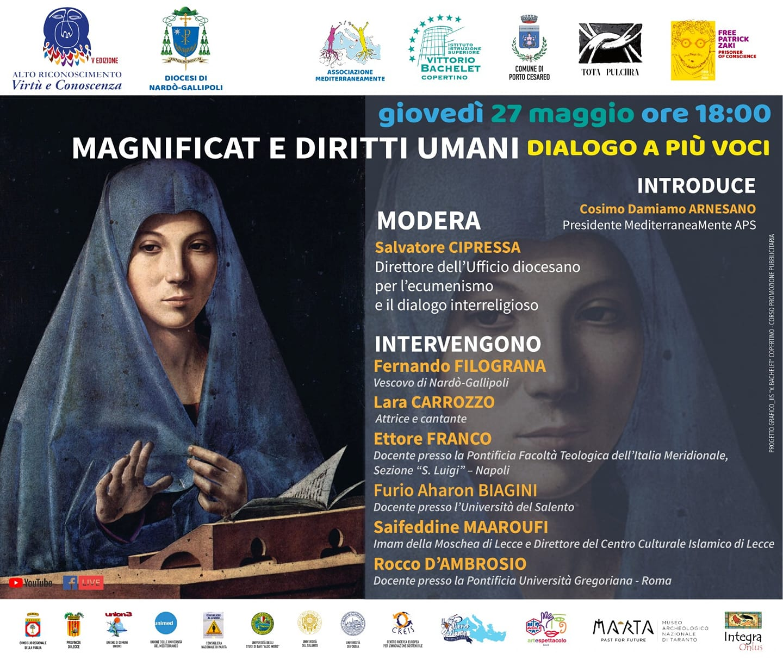 Magnificat e diritti umani – dialogo a più voci
